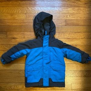Lands End squall jacket 2t